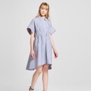 NWT-Victoria Beckham for Target Shirt Dress- 1X